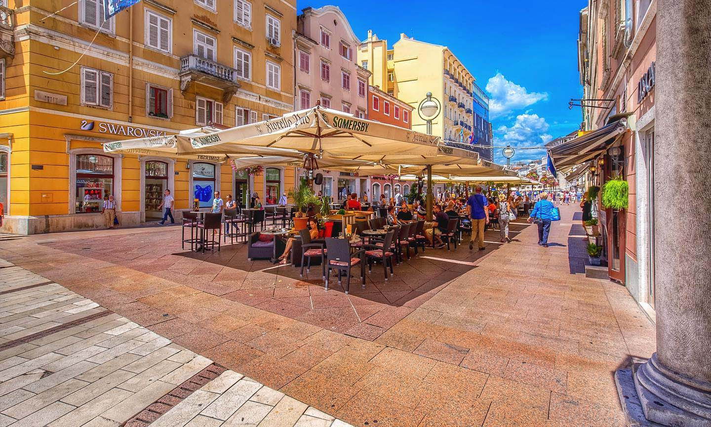 5 must-see places in Rijeka