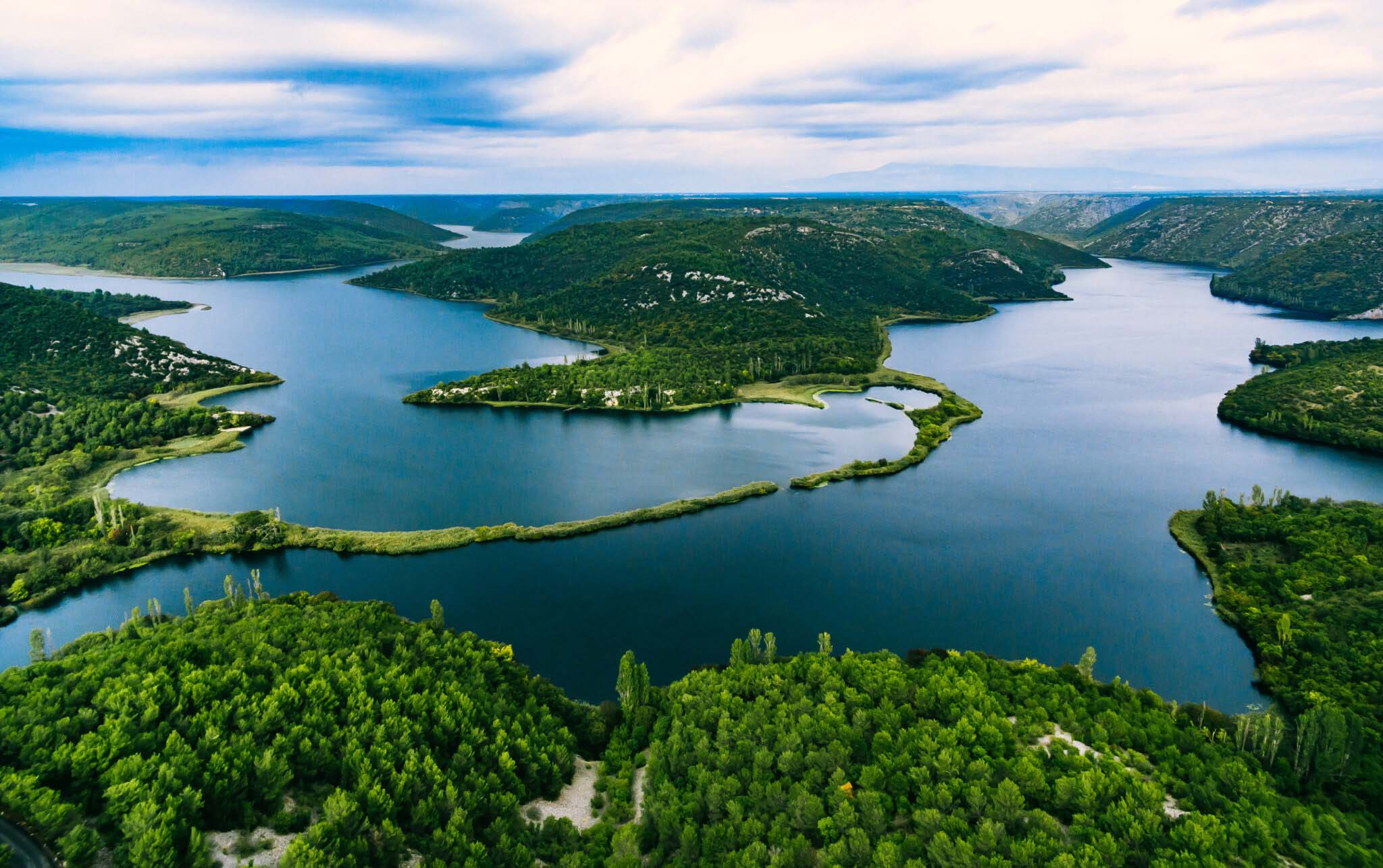 The most beautiful national parks in Croatia